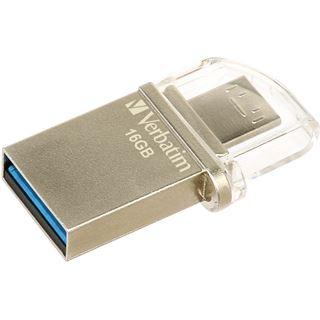16 GB Verbatim Store `n` Go gold USB 2.0