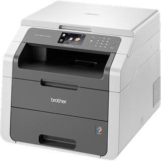 Brother DCP-9017CDW Farblaser Drucken / Scannen / Kopieren USB 2.0 / WLAN