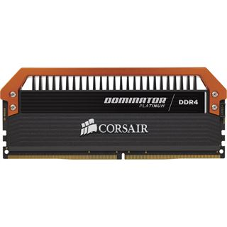 16GB Corsair Dominator Platinum DDR4-3400 DIMM CL16 Quad Kit