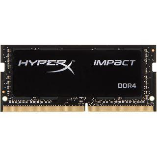 8GB HyperX Impact DDR4-2133 SO-DIMM CL13 Single