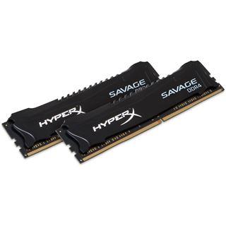 16GB HyperX Savage DDR4-2400 DIMM CL12 Dual Kit