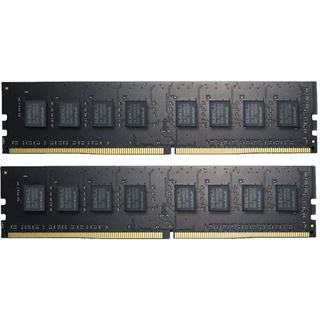 8GB G.Skill Value DDR4-2400 DIMM CL15 Dual Kit