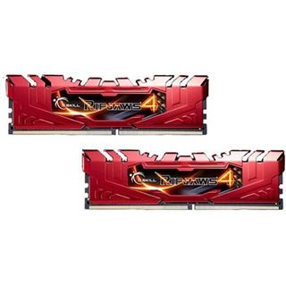 8GB G.Skill RipJaws 4 rot DDR4-3000 DIMM CL15 Dual Kit