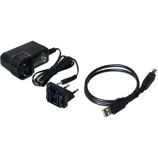 Logilink UA0230 2.0 Extender mit integriertem 4-Port USB 2.0 Hub