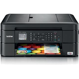 Brother MFC-J480DWG1 Tinte Drucken / Scannen / Kopieren / Faxen USB 2.0 / WLAN