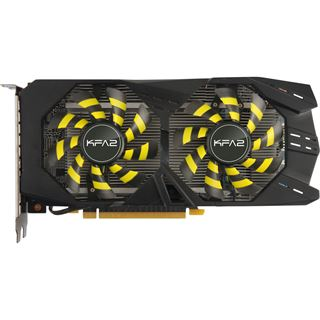 2GB KFA2 GeForce GTX 950 black Sniper OC Aktiv PCIe 3.0 x16 (Retail)
