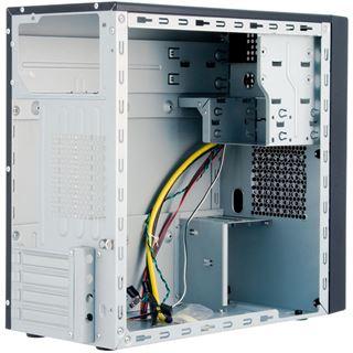 Chieftec UNI BD-02-U3-350S8 Mini Tower 350 Watt schwarz