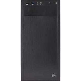 Corsair Carbide 88R mit Sichtfenster Mini Tower ohne Netzteil schwarz
