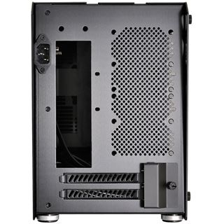 Lian Li PC-Q17 Mini Tower ohne Netzteil schwarz