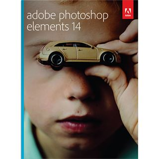 Adobe Photoshop Elements 14.0 32 Bit Deutsch Multimedia Retail 1 User PC / Mac (DVD)