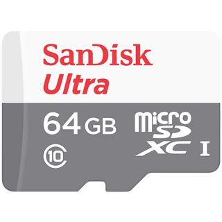 64 GB SanDisk Ultra microSDHC Class 10 U1 Retail