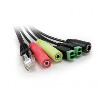 LevelOne FCS-4301 802.3af PoE IR LEDs 2 MP WDR PTZ