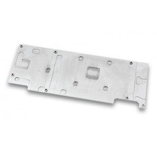 EK Water Blocks EK-FC980 GTX Ti WF3 Backplate - Nickel