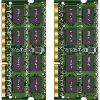 16GB PNY MN16GK2D31600 DDR3-1600 SO-DIMM CL11 Dual Kit