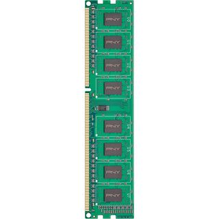 4GB PNY MD4GSD31600NHS-Z DDR3-1600 DIMM CL11 Single