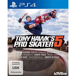 Activision Tony Hawks Pro Skater 5 DE (PS4)