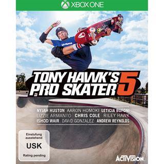 Activision Tony Hawks Pro Skater 5 DE (XOne)