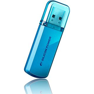 32 GB Silicon Power Helios 101 blau USB 2.0