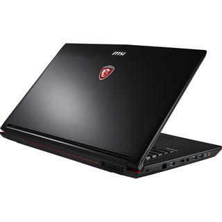 """Notebook 17.3"""" (43,94cm) MSI GP72 2QE Leopard Pro - GP72-2QEi581"""