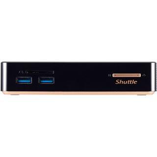 Shuttle nano NC01U7 i75500U schwarz