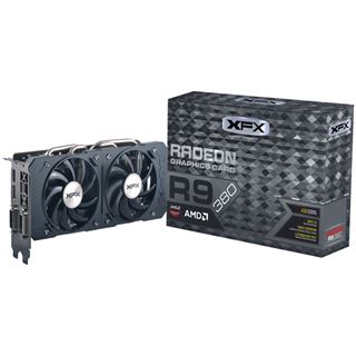 4GB XFX Radeon R9 380 Black Edition Aktiv PCIe 3.0 x16 (Retail)