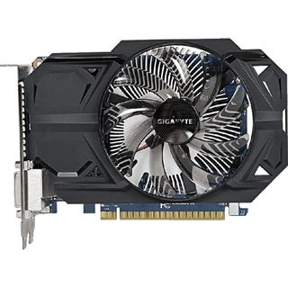 1GB Gigabyte GeForce GTX 750 Ti Windforce OC Aktiv PCIe 3.0 x16 (Retail)