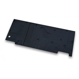 EK Water Blocks EK-FC980 GTX TF5 Backplate R.2 schwarz