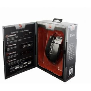 A4tech Bloody Commander ML16 USB schwarz (kabelgebunden)