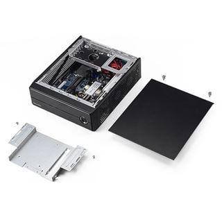 Shuttle XH170V Barebone LGA1151SL/SO DIMM schwarz