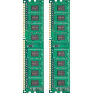 8GB PNY Performance Series DDR3-1333 DIMM CL9 Dual Kit