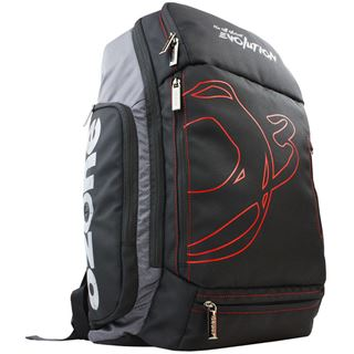 """OZONE Rover Notebook Rucksack 15,6"""" (39,62cm) schwarz"""
