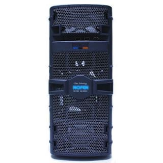 Nofan CS-60 Mini Tower ohne Netzteil schwarz