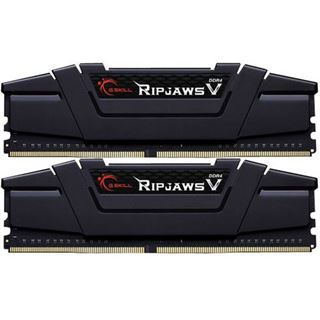 32GB G.Skill RipJaws V schwarz DDR4-2800 DIMM CL14 Dual Kit