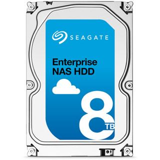 "8000GB Seagate Enterprise NAS HDD ST8000NE0001 256MB 3.5"" (8.9cm) SATA 6Gb/s"