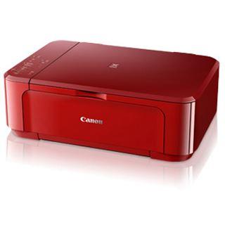 Canon PIXMA MG3650 rot Tinte Drucken / Scannen / Kopieren / Faxen USB 2.0 / WLAN