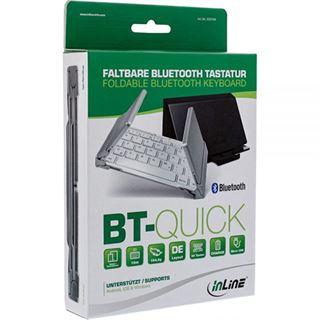 InLine BT-Quick Bluetooth Deutsch weiß (kabellos)