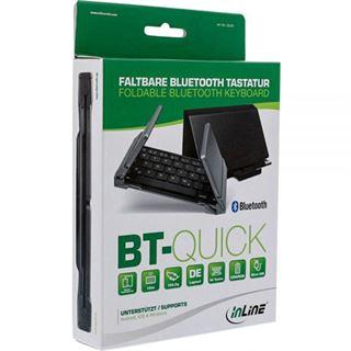 InLine BT-Quick Bluetooth Deutsch schwarz (kabellos)