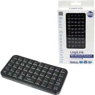 LogiLink ID0070A Bluetooth Deutsch schwarz (kabellos)