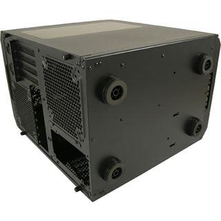 LC-Power 977MB Big Block mit Sichtfenster Wuerfel ohne Netzteil schwarz