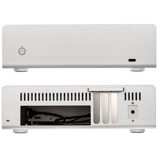 Streacom FC9 Alpha Mini-ITX ohne Netzteil silber