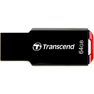 64 GB Transcend JetFlash 310 schwarz USB 2.0