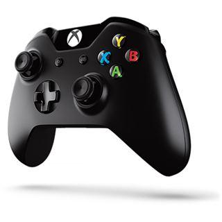 Microsoft Xbox One Wireless Controller mit Wireless Adapter schwarz PC / XBOX One