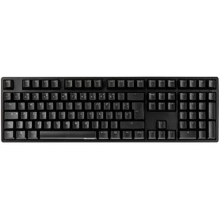 Ducky ONE Gaming CHERRY MX Blue USB Deutsch schwarz (kabelgebunden)