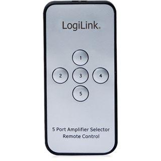 Logilink 4K HDMI Switch 5-Port [HD0013]