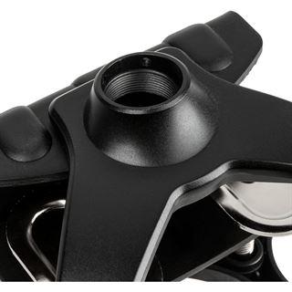 Kolink International Chimera Tischklammer für Monitorhalterungen schwarz