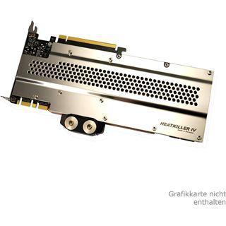 Watercool Heatkiller GPU Backplate GTX 980 Ti/Titan X