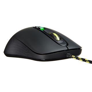 Xtrfy XG-M2-NIP NiP Edition USB schwarz/gruen (kabelgebunden)