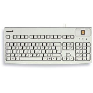 CHERRY FingerTip ID Board G83-14550 USB Englisch (US) weiß (kabelgebunden)