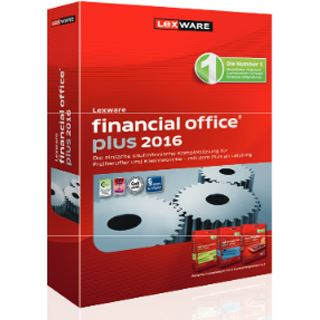 Lexware financial office plus 2016 BOX