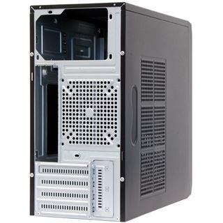 Chieftec HT-01B Mini Tower ohne Netzteil schwarz
